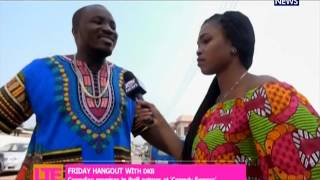 Hangout with DKB - Let's Talk Entertainment on Joy News (27-1-17)
