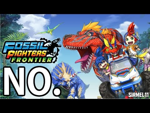 Fossil Fighters Frontier - Review (Nintendo 3DS) DON'T BUY THIS