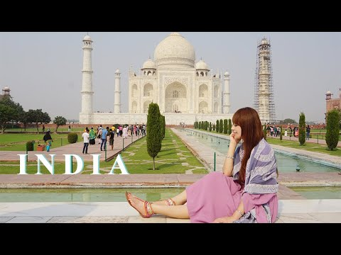 #1 Flight Attendant Life     India Travel Vlog Part.1     Local and Luxury   印度