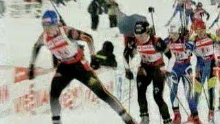 2 этап Кубка мира по биатлону, сезон 06/07, Hochfilzen, эстафета женщины
