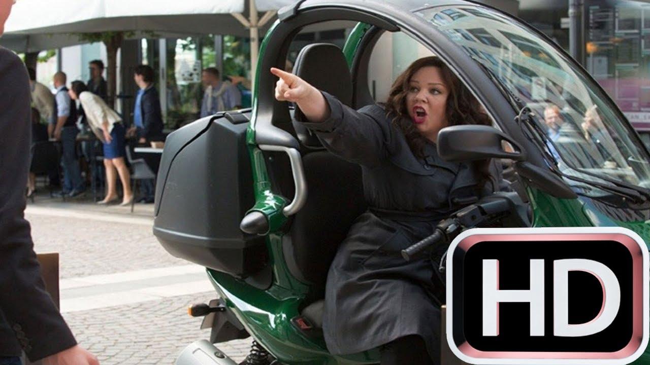 Download Spy Movie CLIP -im so bad ass Melissa McCarthy Comedy Movie | Film clips