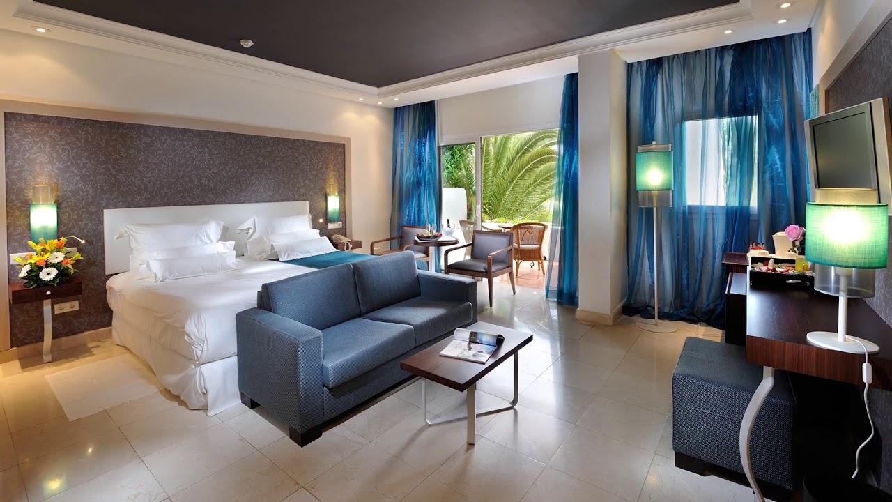 Hotel Jardin Tropical Costa Adeje Tenerife Youtube