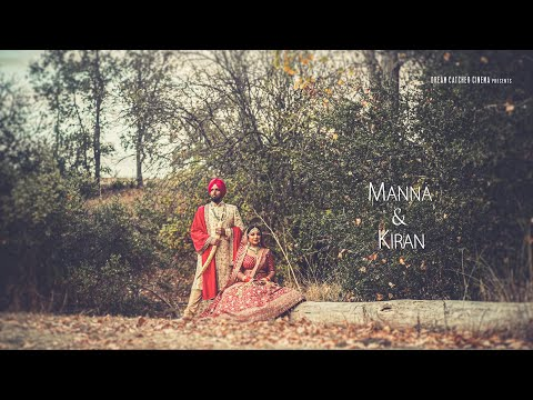 Whimsical Love | Kiran & Manna | Next Day Edit | San Jose Gurdwara Sikh Wedding