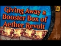 FREE BOOSTER BOX OF MAGIC CARDS!!