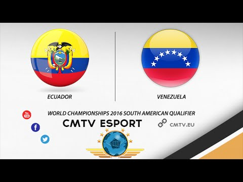 CS:GO - Ecuador vs Venezuela - BO3 -The World Championships 2016 South American Qualifier