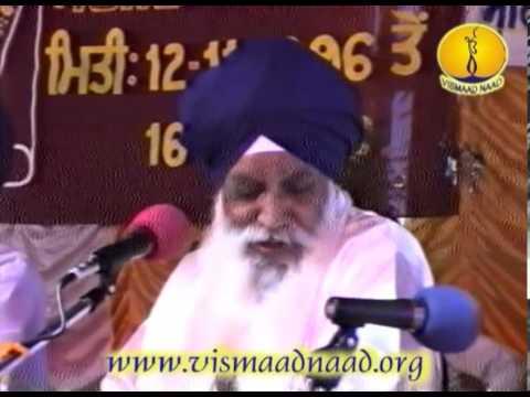 Raag Basant - Bhai Balbir Singh Ji Amritsar : Adutti Gurmat Sangeet Samellan 1996