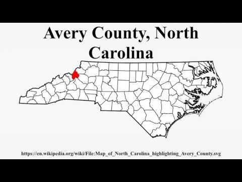 Avery County, North Carolina