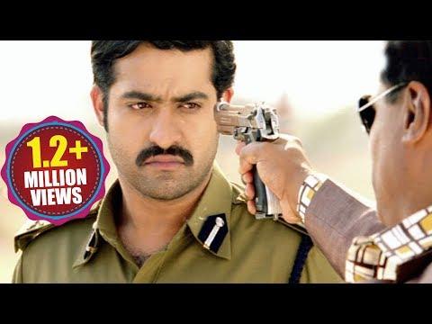 Baadshah - All Action Scenes From Baadshah Movie - NTR, Kajal Aggarwal