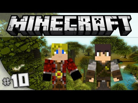 """Minecraft - Part 10 """"The Lost Episode"""" 250 Subscriber Special!"""