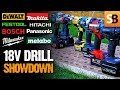 18v Cordless Drill Showdown - Which is the Best?
