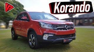 Avaliação Ssangyong Korando 2018  | Top Speed