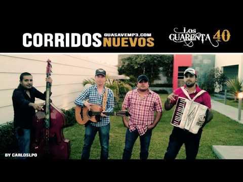 Grupo Los Cuarenta - Aliniando Cabrones (En Vivo 2013) By GuasaveMp3