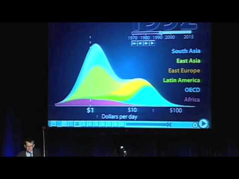 Hans Rosling Keynotes Passport to Global Health Celebration