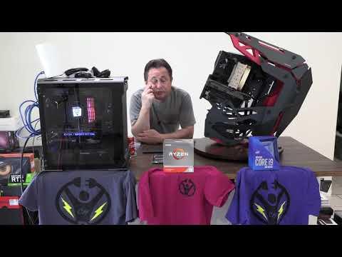 LIVE - $6k Threadripper 3960x, RTX 3090, 128GB RAM - Testing my new GPU removal tool prototype!