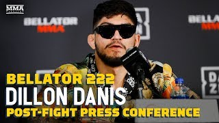 Bellator 222: Dillons Danis Post-Fight Press Conference - MMA Fighting