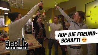 Berlin - Tag & Nacht - Ein Hoch auf die Freundschaft! #1615 - RTL II