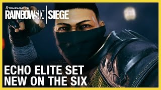 Rainbow Six Siege: Echo Elite Set - New on the Six | Ubisoft [NA]
