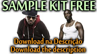 SAMPLE KIT FREE #02: Akon & Ron Browz
