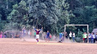 Soccer tournament 2020  Htay Pehn Sho (section 4)  BFY ( section 19)