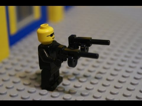 LEGO Stop Motion | END OF THE LINE
