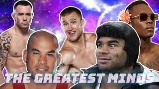 The Greatest Minds of MMA - Ep 8