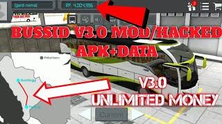 Gambar cover BUSSID V3.O|Download Mod APK+Data For Android|Bus Simulator Indonesia V3.0 Hacked Version|