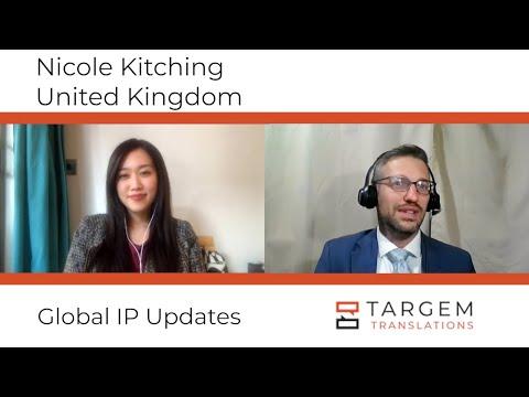 Nicole Kitching - LLB (Hons), LLM LPC -  IP, Media And Entertainment Law - United Kingdom