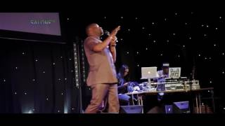Okey Bakassi At AY Live Comedy Show London 2016
