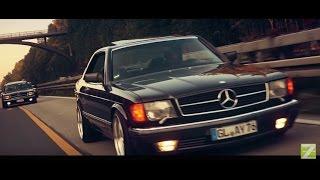 Mercedes 560 SEC PORN 1