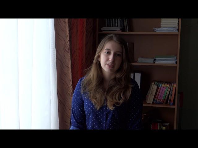 Изображение предпросмотра прочтения – АнастасияМельник читает произведение «Так и со мной» В.В.Маяковского
