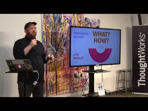 Stop Making Excuses, Start Delivering Value - Jordan Brown  |  TW Tech Talks