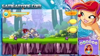 Winx Club Saving Alfea Walkthrough Part 2 | World 2 (3DS)