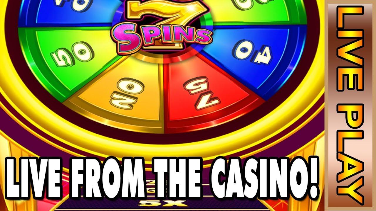7 Spins Slot Machine