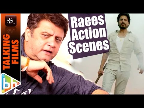 Raees Meat Market Action Scene   Rahul Dholakia OPENS UP
