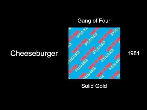 Клип Gang Of Four - Cheeseburger