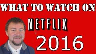 5 Best shows to Watch Netflix 2016