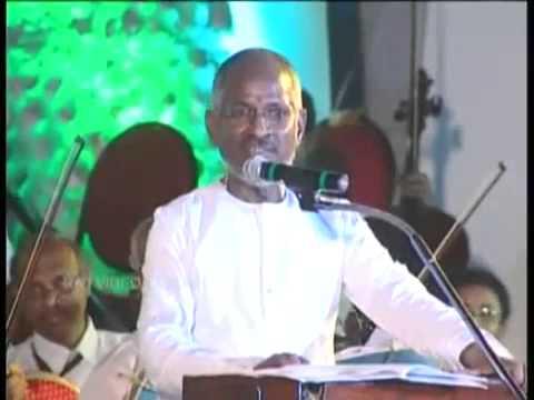 Ilayaraja  sings like Yuvan Shankar Raja.......