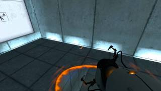 Portal: Chamber 16 Other Route (Clipping Glitch)
