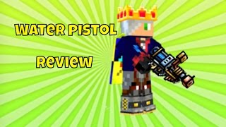 Water Pistol UP1 Review - PG3D - iGOS