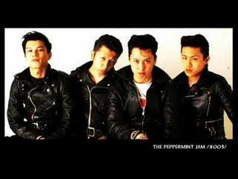 The Peppermint Jam - Crazy Lov...