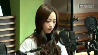 150609 카라 파이팅 넘치는 영지 KARA  Starlight  김신영 정오의 희망곡