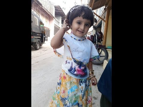 Assalamualaikum Walaikumassalam I Dubsmash I So Cute Expressions by Little Girl