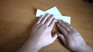 видео Кораблик из бумаги пошагово: мастер класс и инструкция с фото