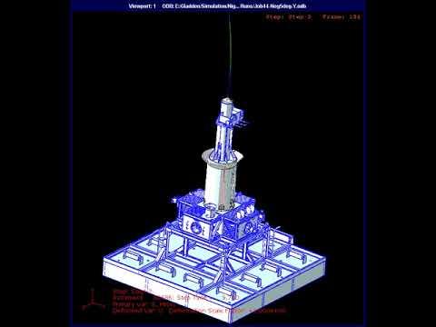 Subsea Installation Simulation