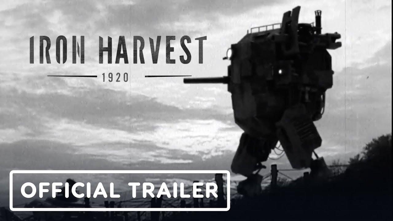Offizieller Trailer zur Eisenernte - Gamescom 2019 + video