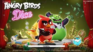Angry Birds: Dice Android IOS Tutorial And Play 1 Match Gameplay HD