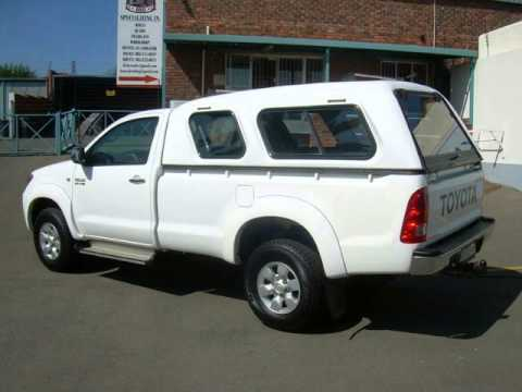 2012 TOYOTA HILUX 2.7 VVTI Auto For Sale On Auto Trader South Africa