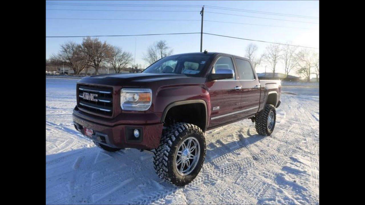 2014 gmc sierra lifted