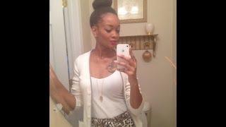 Vlog | Jamaica- Mini Haul- Weight Gain- Bantu Knots