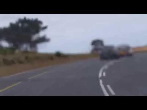 Reckless driver - Napier - Bredasdorp